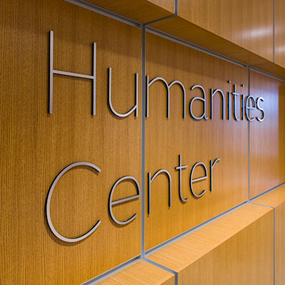Wall of Humanities Center