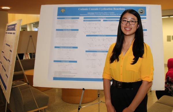 Summer Programs : Department of Chemistry : University of