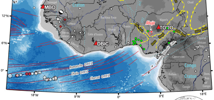 (New Paper*) Orphan Tremors In West Africa