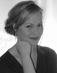 Poet Katherine Larson