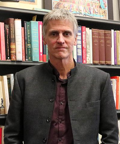 Stewart Weaver Headshot